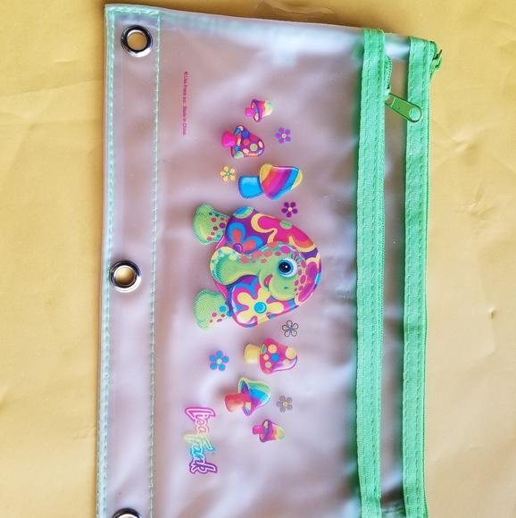 Lisa Frank Handbags - Lisa Frank turtle pencil pouch